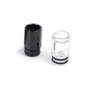 Дрип тип (Drip Tip) 510 eGo AIO прозрачный