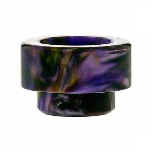 Дрип тип (Drip Tip) 810 Vandy Vape Resin Purple
