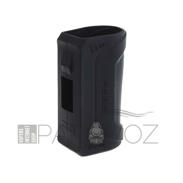 Силиконовый чехол GeekVape Aegis 100W (черный) - Чехлы для бокс модов