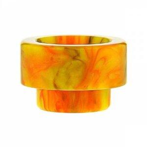 Дрип тип (Drip Tip) 810 Vandy Vape Resin Yellow