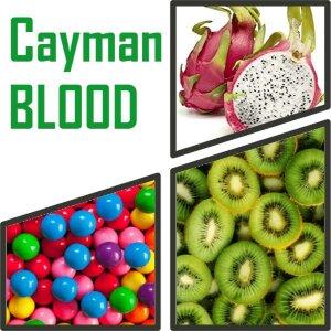 Солевая жидкость (Клон) Cayman BLOOD (30 ml.)