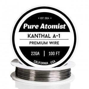 Кантал (Kanthal) 0,25 мм (1 м.)
