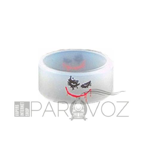 Вейп бэнд (Vape Band) прозрачный JOKER 24x10 мм. - Защита баков (Vape Band)