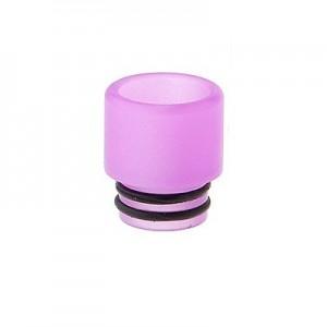 Дрип тип (Drip Tip) 510 акриловый Purple
