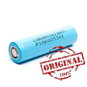 Аккумулятор 18650 LG ICR HG2L 3000mAh 20A (Оригинал)