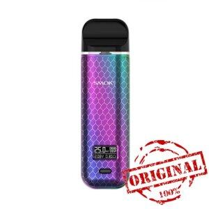 Стартовый комплект Smok Novo X Pod Kit 800 Mah 7-Color Cobra (Оригинал)