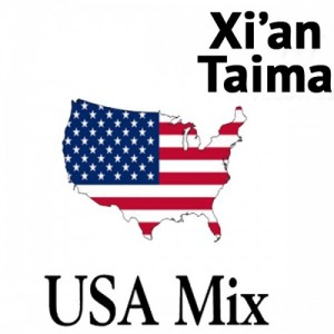 Xi'an Taima - USA Mix (Смесь американских табаков) (5 ml.)