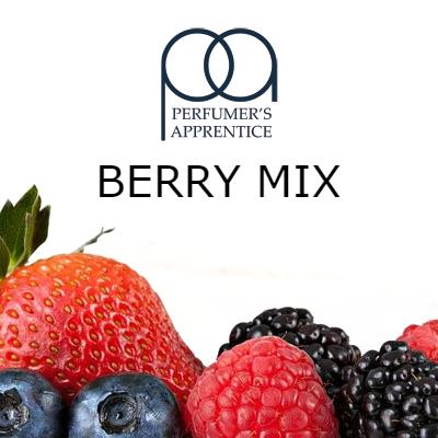 TPA Berry mix - Ягодный микс (5 ml.) - Ароматизаторы TPA Perfumers Apprentice (США)