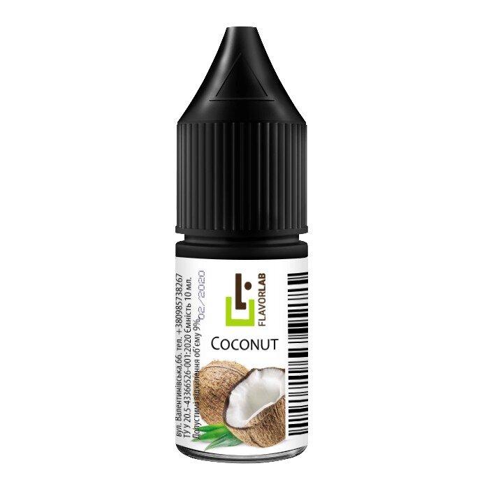 FlavorLab - Coconut (Кокос) 10 мл - Ароматизаторы Flavor Lab