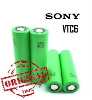 Аккумулятор 18650 Sony VTC6 3120mAh 30А (Оригинал)