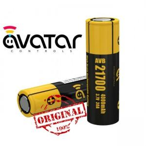 Аккумулятор 21700 Avatar AVB 4000mAh 30A (Оригинал)