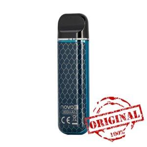 Стартовый комплект Smok Novo 3 Pod Kit 800 Mah Blue Cobra (Оригинал)