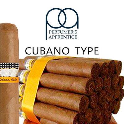 TPA Cubano Type - Кубинский табак (5 ml.) - Ароматизаторы TPA Perfumers Apprentice (США)