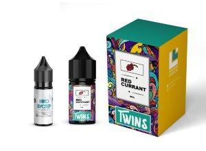 Набор TWINS SALT - Red Currant 50 mg (30 ml.)