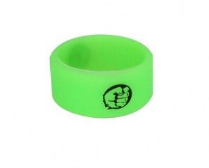 Вейп бэнд (Vape Band) зеленый LOL 22x10 мм.