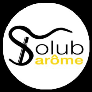 Solubarome - Peche Melba (Персик / малина / мороженое) 5 мл.